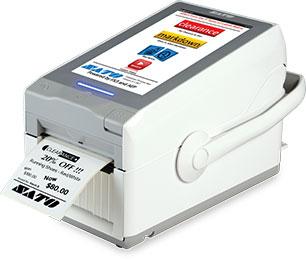 SATO FX3-LX Touch Screen Label Printer