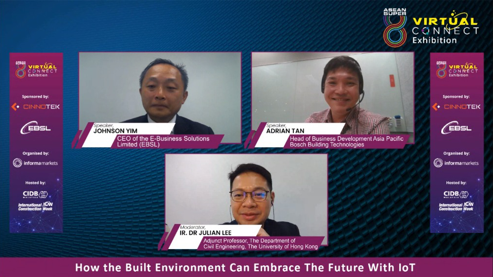 EBSL participated in Futurebuild Southeast Asia on 17 November 2020