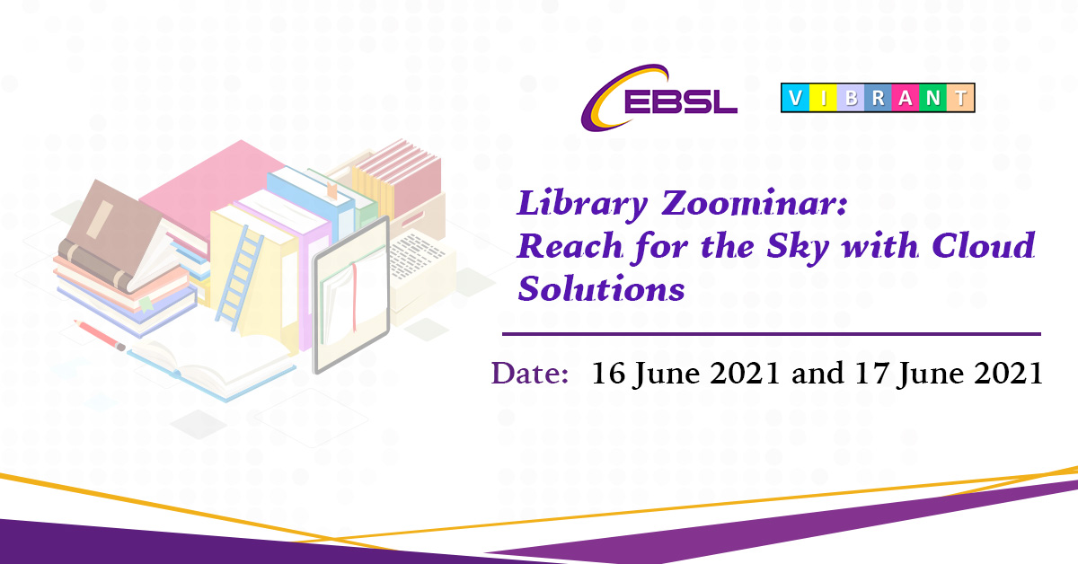 EBSL participated in VTEC Systems Zoominar on 16 & 17 June 2021